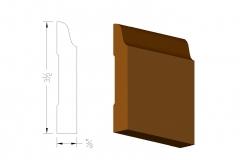 profile420-3.5colonial-base-board
